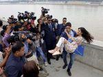 Baar Baar Dekho:Quirkiest  way of promotion used by Sidharth,Katrina !