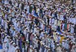 Eid celebration;Prayers, hugs, selfies and feasts