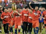 Chile beat Argentina to win 2nd Copa America,see the pictures