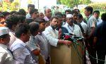 किसानों की समस्या को जानने पहुंचे राहुल गांधी