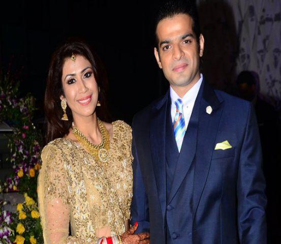 करन पटेल और अंकिता भार्गव बंधे शादी के बंधन में