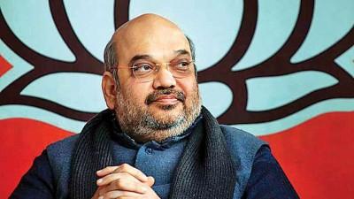 Amit Shah attacked Congress, says
