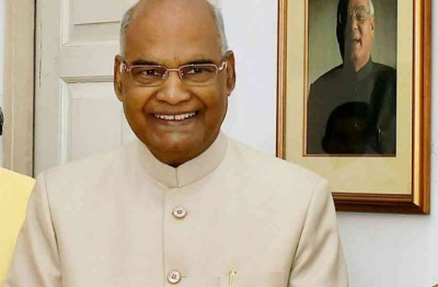 Corona: President Kovind comes to know about the decisions of all the states through video conferencing