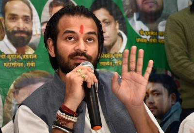 Lockdown: Tej Pratap Yadav says this on PM Modi's video message