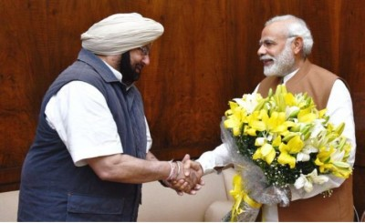 CM Amarinder's letter to PM Modi, says farmers to be paid as before
