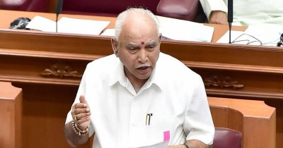 CM Yeddyurappa's big announcement, no corona patient is on ventilator