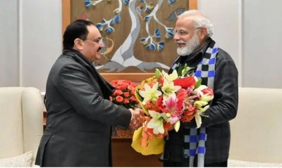 41 years for BJP, PM Modi, and Nadda will address workers