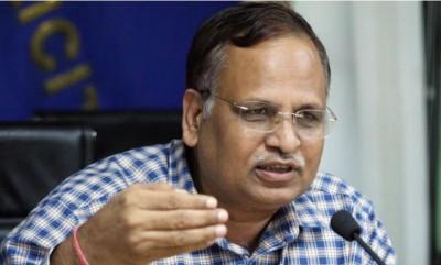 Satyendra Jain statement on IPL matches to be held in Delhi