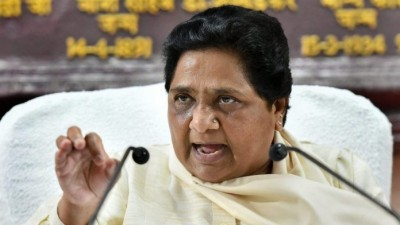Mayawati demand strict action against BJP MP