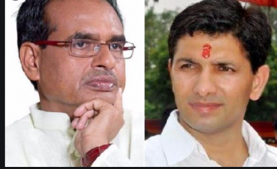 Minister Jeetu Patwari wrote to CM Shivraj, saying 'Congress stands together in fight against Corona'