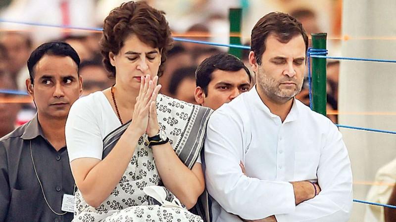 राहुल गांधी और प्रियंका गांधी ने की केंद्र से मांग, कहा- 'कैंसल हों 10वीं-12वीं बोर्ड की परीक्षाएं'