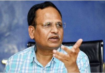 Delhi: Health Minister Satyendra Jain appeals to people on corona crisis