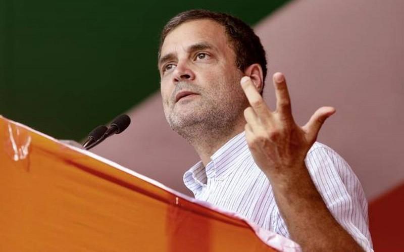कोरोना के चलते राहुल गांधी ने लिया बड़ा फैसला, रद्द की अपनी सभी चुनावी रैलियां