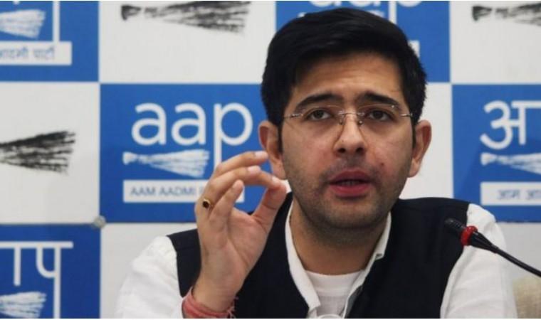 राघव चड्ढा का भाजपा पर हमला, कहा- 'ना दूरी ना दवाई, बस वोट के लिए ढिलाई ही ढिलाई'