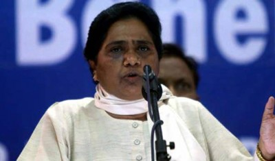 Mayawati breaks silence on corona kit, advised this to centre