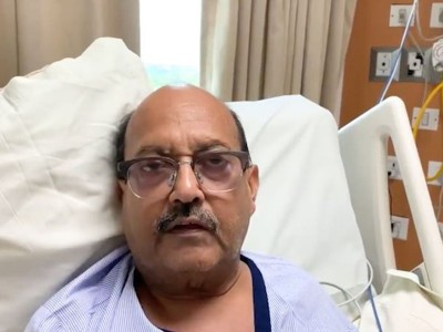 Veteran politician and close to Amitabh Bachchan Amar Singh dies, breathed his last in Singapore