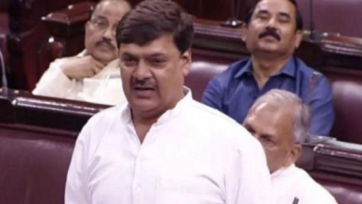समाजवादी पार्टी के राज्यसभा सांसद सुरेंद्र नागर ने दिया इस्तीफा