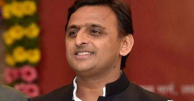 'Akhilesh Yadav' suffers big setback, BJP may get  benefit
