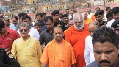 'The way of Ram mandir should be cleared, says 'CM Yogi in Ayodhya