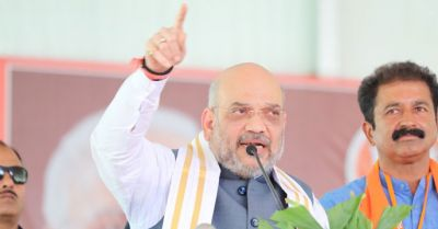Home Minister Amit Shah's high-level meeting on Jammu and Kashmir issue continues