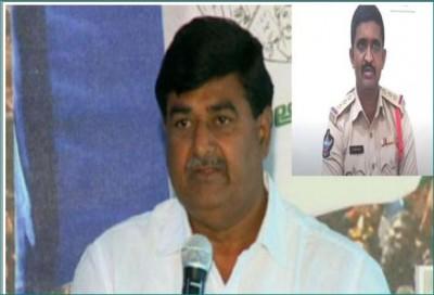Deputy Chief Minister Dharmana Krishnadas slams TDP leader