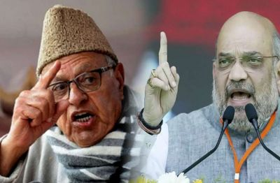 Section 370: Farooq Abdullah's open warning, says Home Minister lied, will go against bill