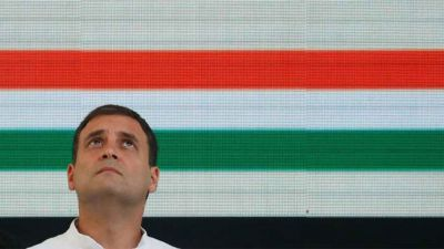 Congress may soon get a new president, this party's leader staked claim