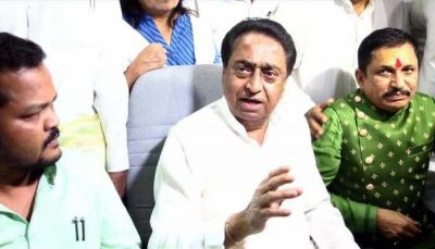 Kamal Nath government stir up after IT notice, will government fall in MP?