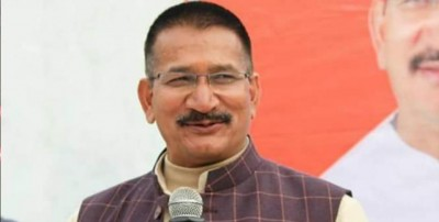 Rift in Uttarakhand Congress, Kishore Upadhyay expresses displeasure for not being invited to virtual rally