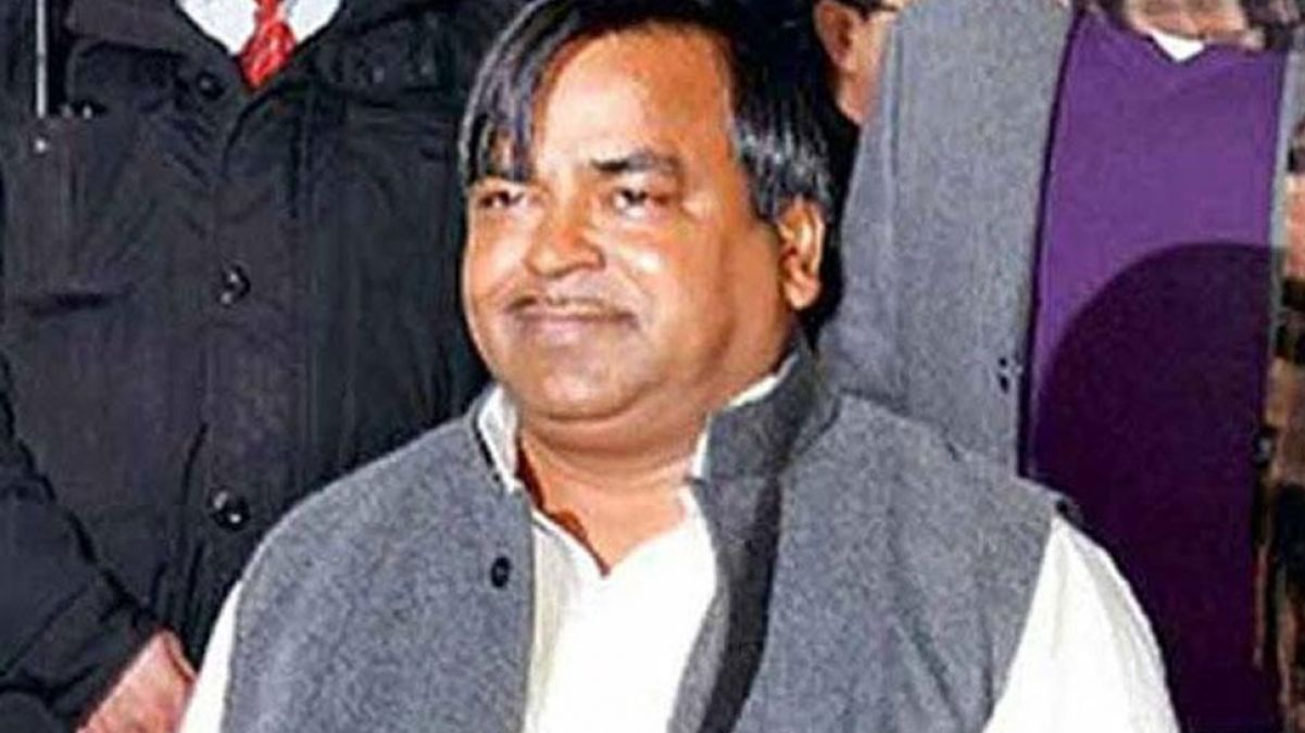 Gayatri Prajapati  trouble increases, ED in the illegal mining case