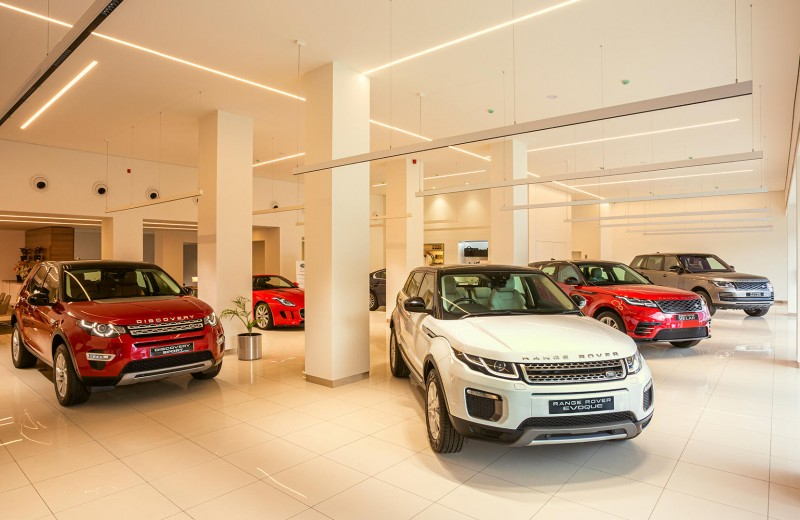 Jaguar Land Rover will have the new partner in Lucknow | News Track Live,  NewsTrack English 1