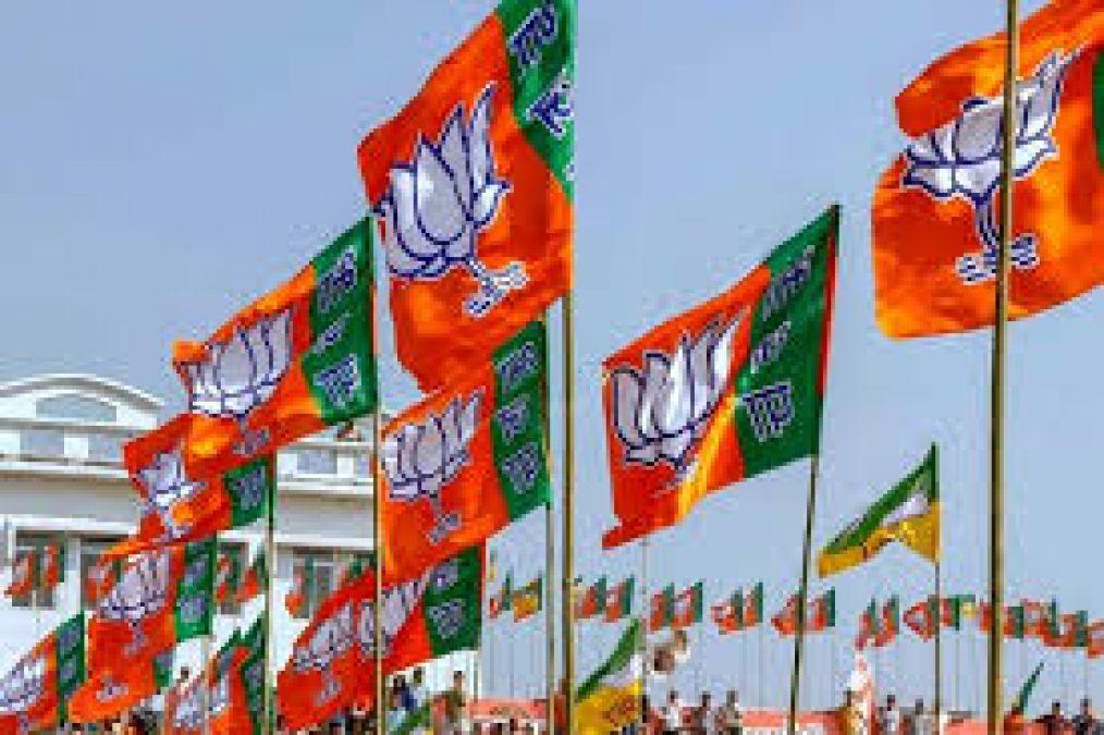 बीजेपी ने चार राज्यों में चुनावों के लिए कसी कमर, टीम का किया ऐलान