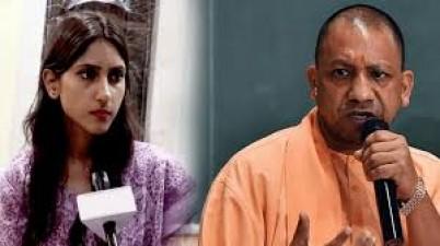 MLA Aditi Singh calls CM Yogi his political mentor