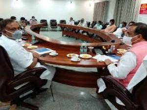 Health of Deputy CM Dr. Dinesh Sharma deteriorated