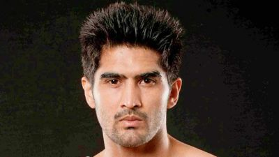 Boxer Vijender Singh also endorsed the abrogation of Section 370, says 'Sun of development rises'