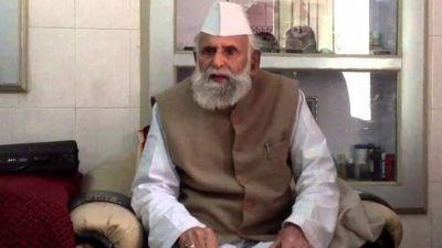 सपा सांसद शफीकुर्रहमान का भड़काऊ बयान, कहा- खौफ में जी रहे देश के मुसलमान