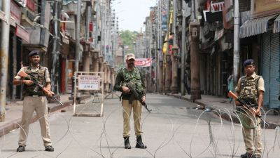 J&K: This week will be difficult for Modi government for a week