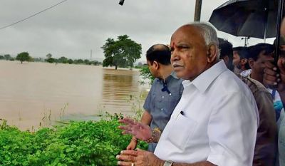 Flood destruction in Karnataka continues, CM Yeddyurappa announces compensation