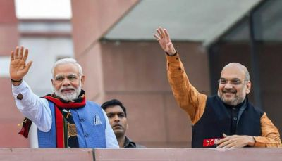 BJP leader claims the Modi government's move regarding PoK and Aksai for China