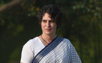 Priyanka Vadra breaks silence on Section 370, tells govt decision unconstitutional