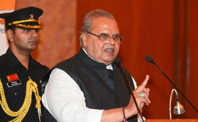Jammu and Kashmir Governor responds to Rahul Gandhi's allegations