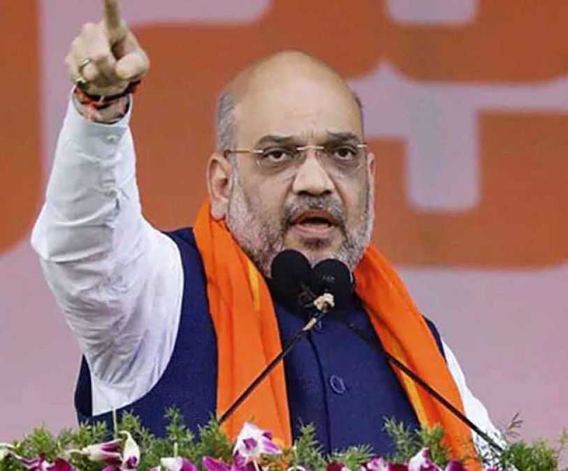 Shah is gearing up for Jharkhand, Maharashtra and Haryana elections