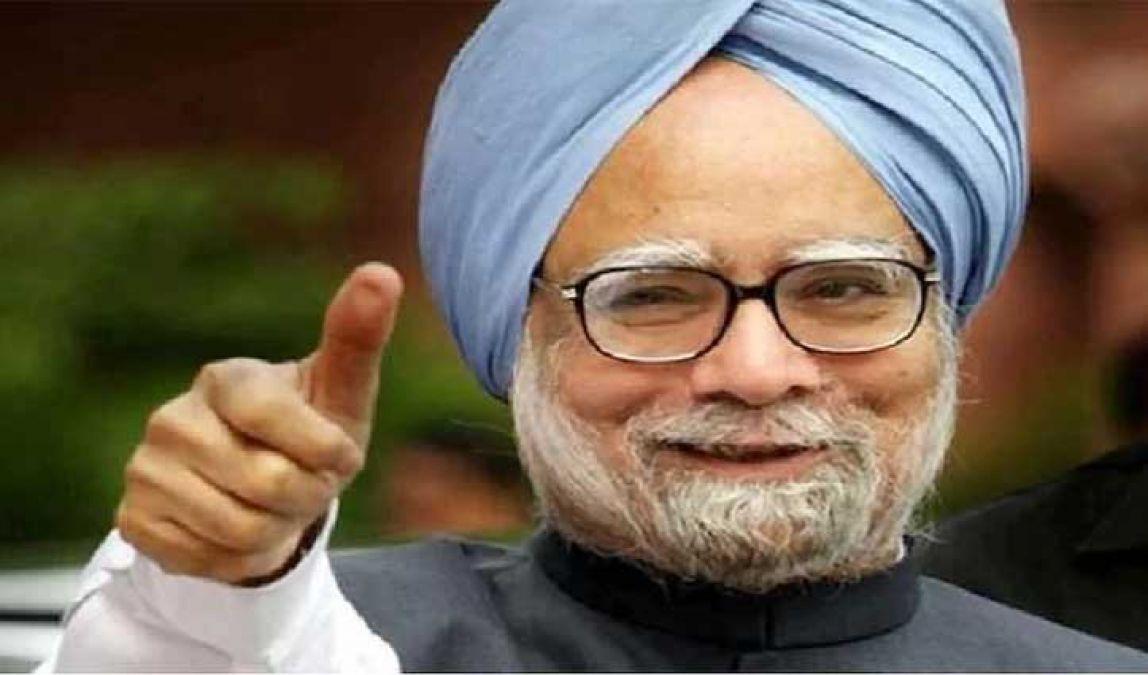 Former PM Manmohan Singh set to go to Rajya Sabha, BJP not to field candidate