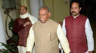 Jitan Ram Manjhi's party HAM seen supporting CM Nitish Kumar