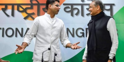 This veteran MP calls Sachin Pilot 'Lion of Rajasthan'