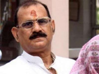 UP: MLA Vijay Mishra arrested in Madhya Pradesh