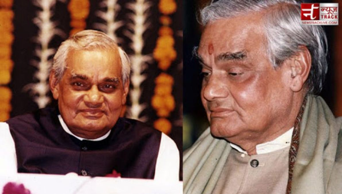 PM Modi Pay Tribute To Atal Bihari Vajpayee On His 1st Death Anniversary