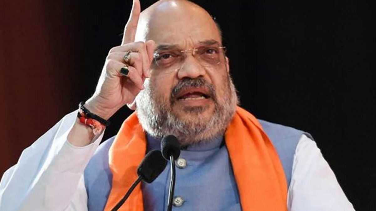 Home Minister Amit Shah To Address Rally In Haryana's Jind Today
