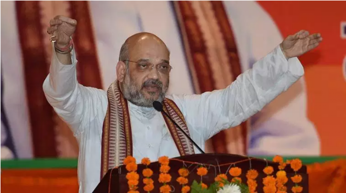 Home Minister Amit Shah says scrapping special status of J&K big milestone, slams Congress for not doing it