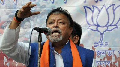 BJP leader Mukul Roy claims,
